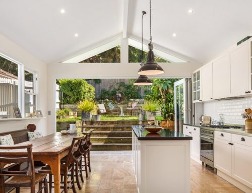 Dover Heights Kitchen Featured on Houzz!